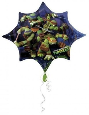 Balão Foil Tartarugas Ninja 73cm