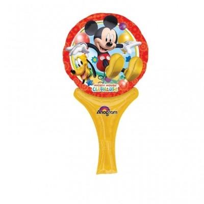 Balão Mickey Inflate-a-Fun Foil 30cm