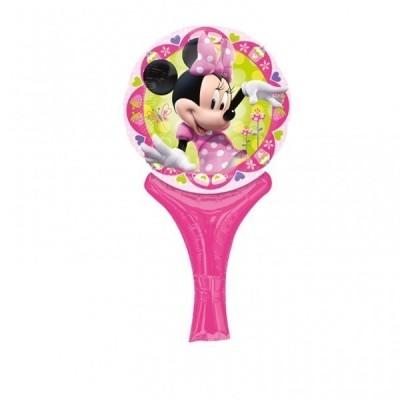 Balão Minnie Inflate-a-Fun Foil 30cm