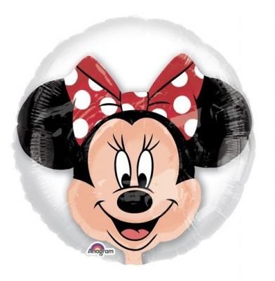 Balão Minnie Mouse Insiders - 60cm