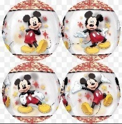 Balão Orbz do Mickey