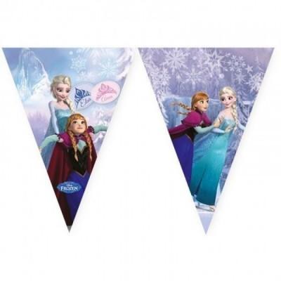 Bandeirolas Frozen blue