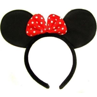 Bandolete Minnie vermelha