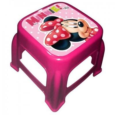 Banquinho Minnie Mouse