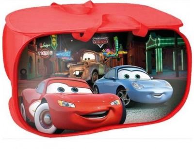 Baú Guarda Brinquedos Cars
