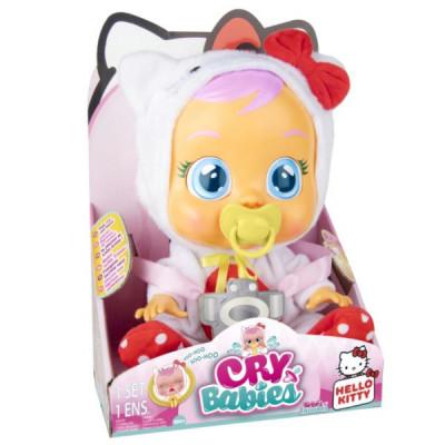 Bebé Chorão Hello Kitty Cry Babies
