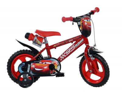 Bicicleta Faisca Cars 12 polegadas