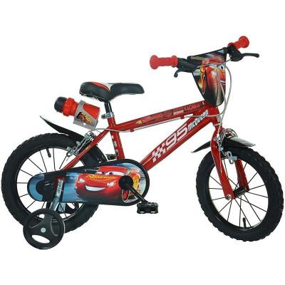 Bicicleta Faisca Cars - 16 polegadas