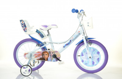 Bicicleta Frozen 14 polegadas