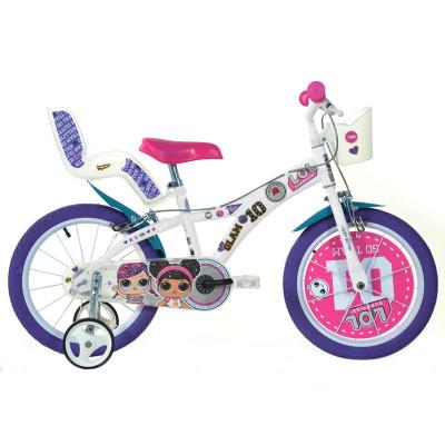 Bicicleta LOL Surprise 14 polegadas