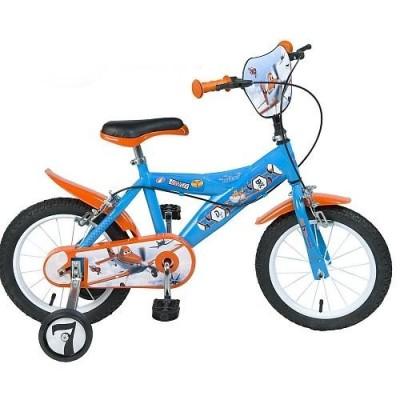 Bicicleta Planes Aviões 14 polegadas