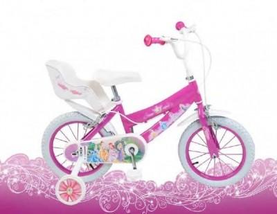 Bicicleta Princesas Disney 14 polegadas