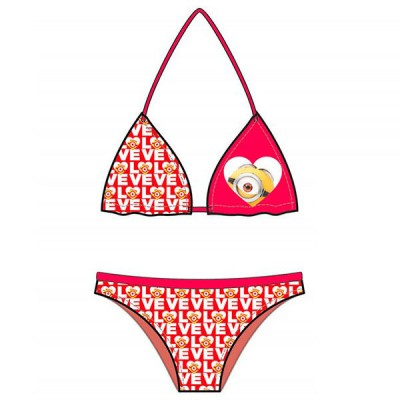 Bikini Minions Love 6 Und