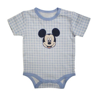Body Mickey Blue (pack 5 unid)