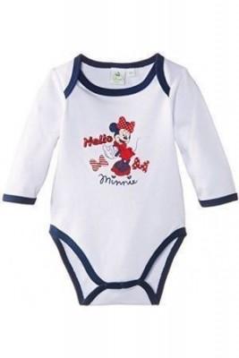 Body Minnie para bebé varias cores