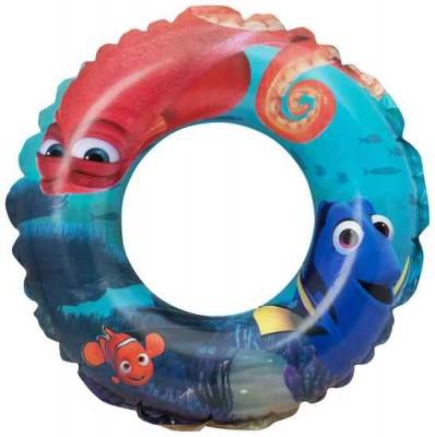 Boia praia Dory e Nemo