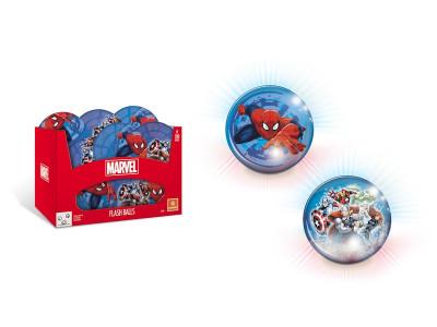 Bola Marvel com luz sortida