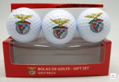 Bolas de Golfe do Benfica