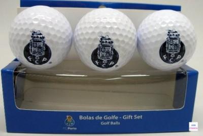 Bolas de Golfe do FC Porto