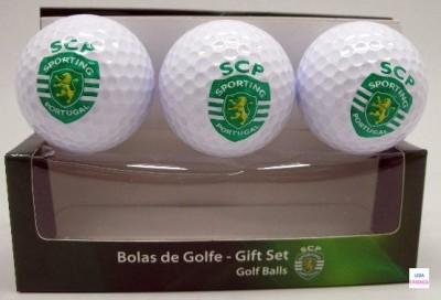 Bolas de Golfe do Sporting