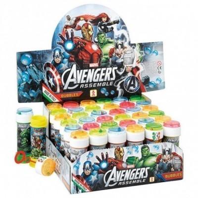 Bolas Sabão Avengers Vingadores 60ml