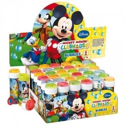 Bolas Sabão Mickey Mouse 60ml