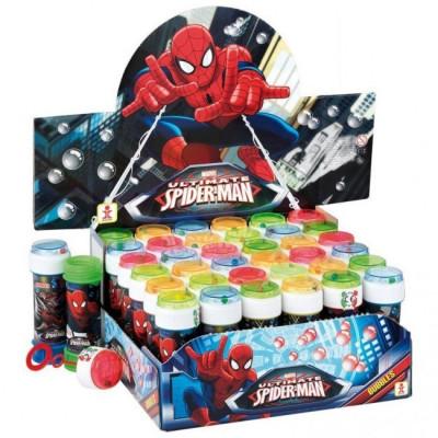 Bolas Sabão Spiderman 60ml