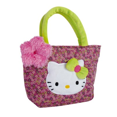 Bolsa Hello Kitty Flower
