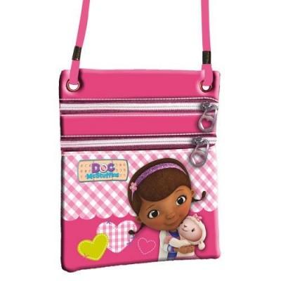 Bolsa Malinha action Doutora Brinquedos Love pink