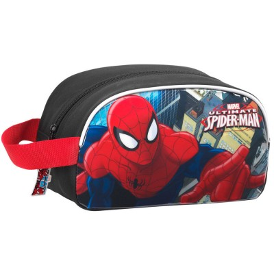 Bolsa Necessaire adap trolley Marvel Ultimate Spiderman asa