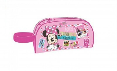 Bolsa necessaire Estojo Disney Minnie NewYork-Paris