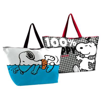 Bolsa Praia Snoopy Sortido