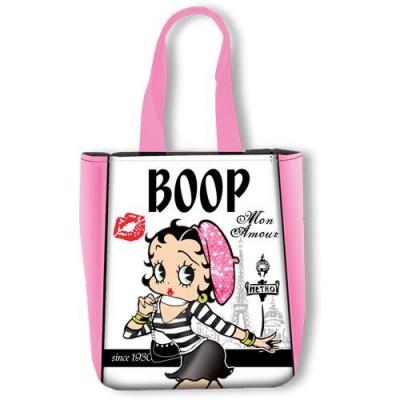 Bolsa Shopping Pequena Pink Betty Boop