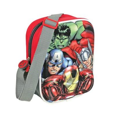 Bolsa tiracolo Avengers 3D