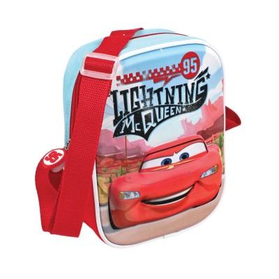 Bolsa tiracolo Disney Cars 3D