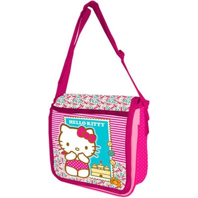 Bolsa Tiracolo Hello Kitty Castle