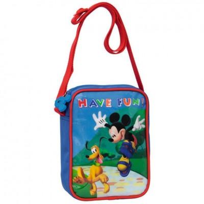 Bolsa tiracolo Mickey Disney Have Fun