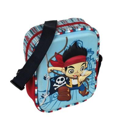 Bolsa tiracolo Pirata Jake 3D