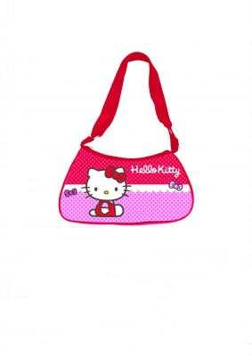 Bolsita Oval Hello Kitty