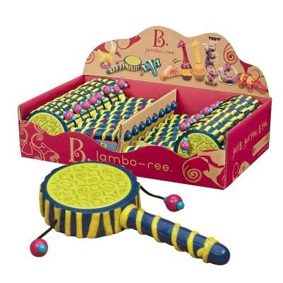 Bombo Twister de Mão Battat-B