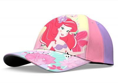 Boné Ariel Princesa Disney