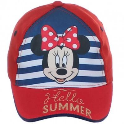 Boné chapéu Minnie Mouse - Hello Summer