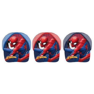 Boné Spiderman Marvel Sortido