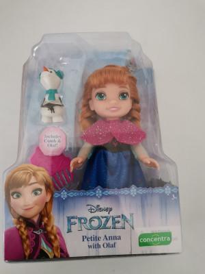 Boneca Anna 16cm e olaf
