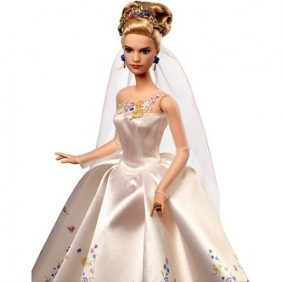 Boneca Noiva Princesa Disney Cinderela