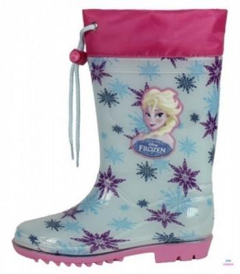 Bota Galocha Frozen Elsa