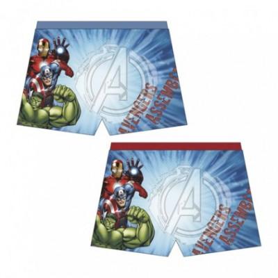 Boxer banho Marvel Avengers Assemble