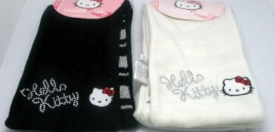 Cachecol Hello Kitty em Branco ou Preto