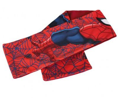 Cachecol Homem Aranha vermelho