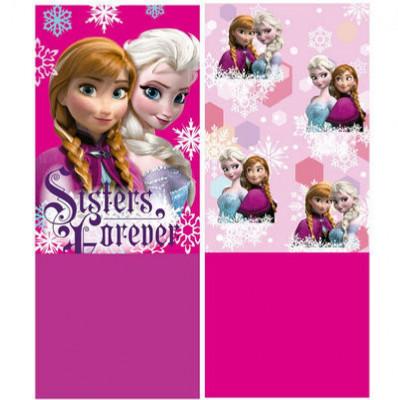 Cachecol tubular Frozen Sisters Forever, sortido